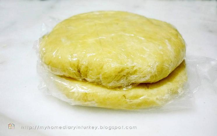 Flaky #Pie Crust - basic dough