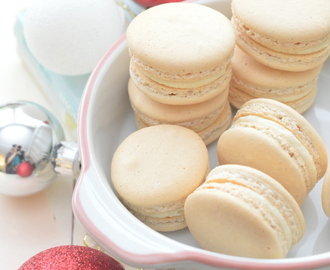 French Vanilla Macaron (Simple and Easy steps)