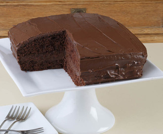 Tim Tam cake. Tarta de chocolate australiana