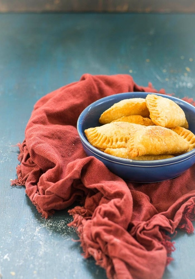 Fried Hand Pies ( sweet and savory )