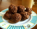 Omega No-Bakes (vegan, gluten free) Updated!