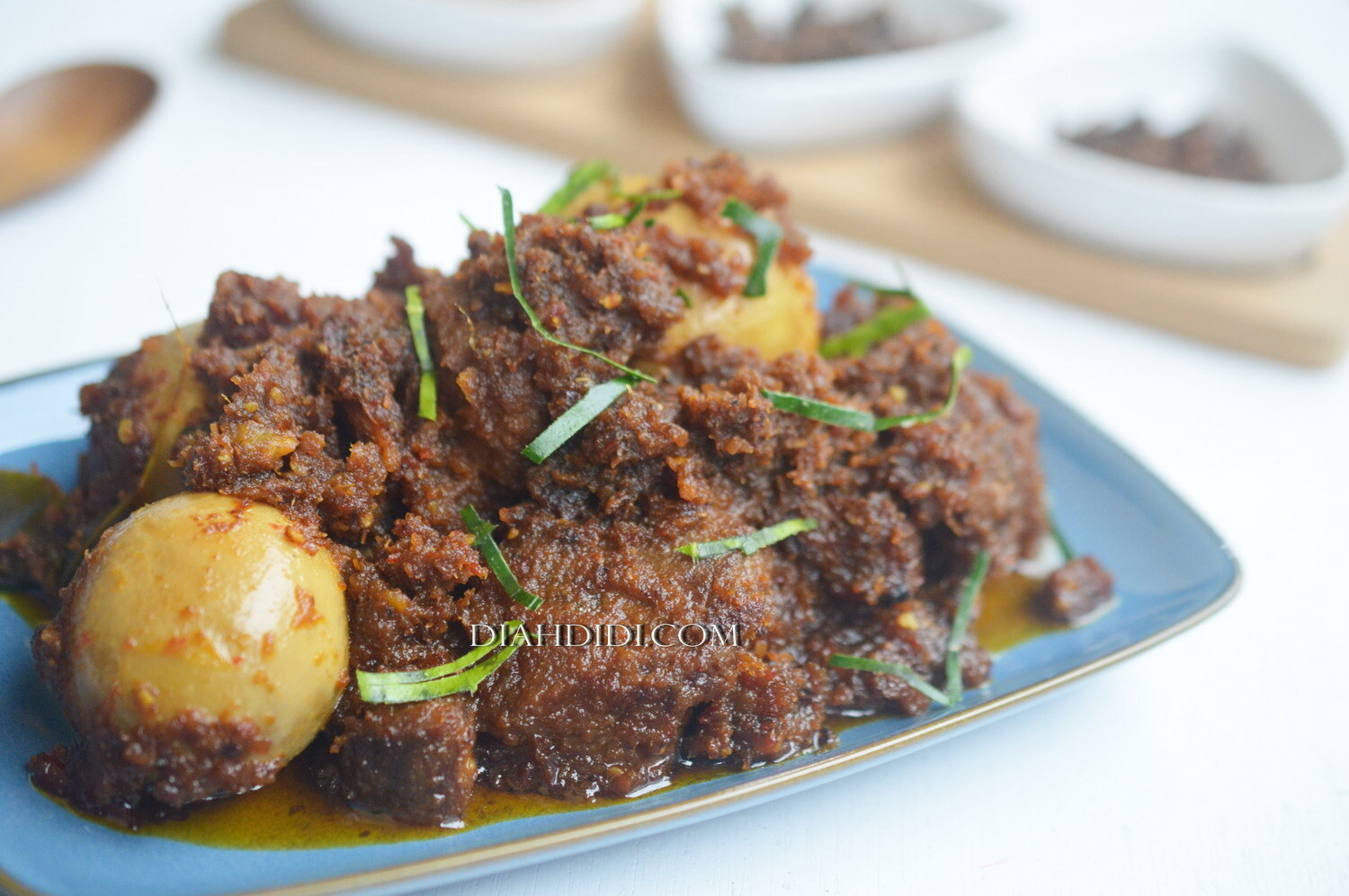 Rendang Ala Diah Didi's Kitchen