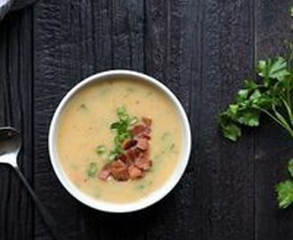 Potato Soup Recipe Everyone Will Love