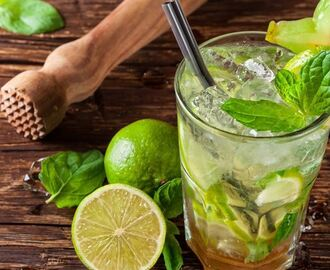 Mojito - enkelt recept på god drink