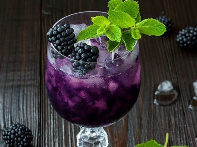 Blackberry breeze - recept på god och läcker cocktail
