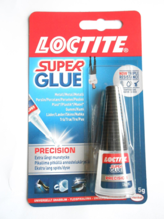 Loctite Super Glue Precision Lim