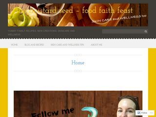the mustard seed - food faith feast