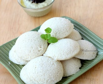 Idli Dosa Batter | How to make Soft Idli