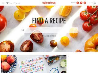 www.epicurious.com