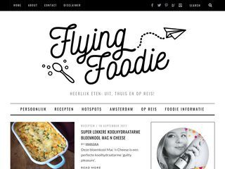 Flying Foodie
