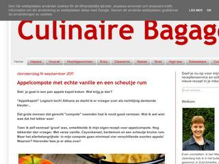 Culinaire Bagage