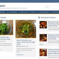 Recipes, Cooking ingredients, Food events, Health and beauty