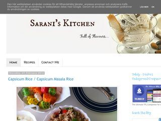 Sarani's Kitchen