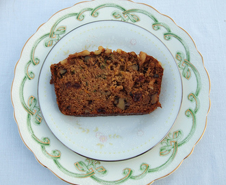 Moist Zucchini Carrot Bread