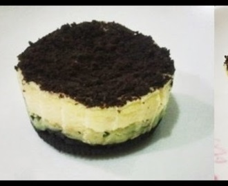 Cheese Cake Oreo Mufin