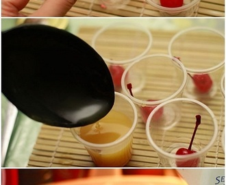 Pineapple Vodka Jello Shots