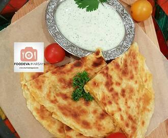 Aloo Cheese PASTRY Paratha