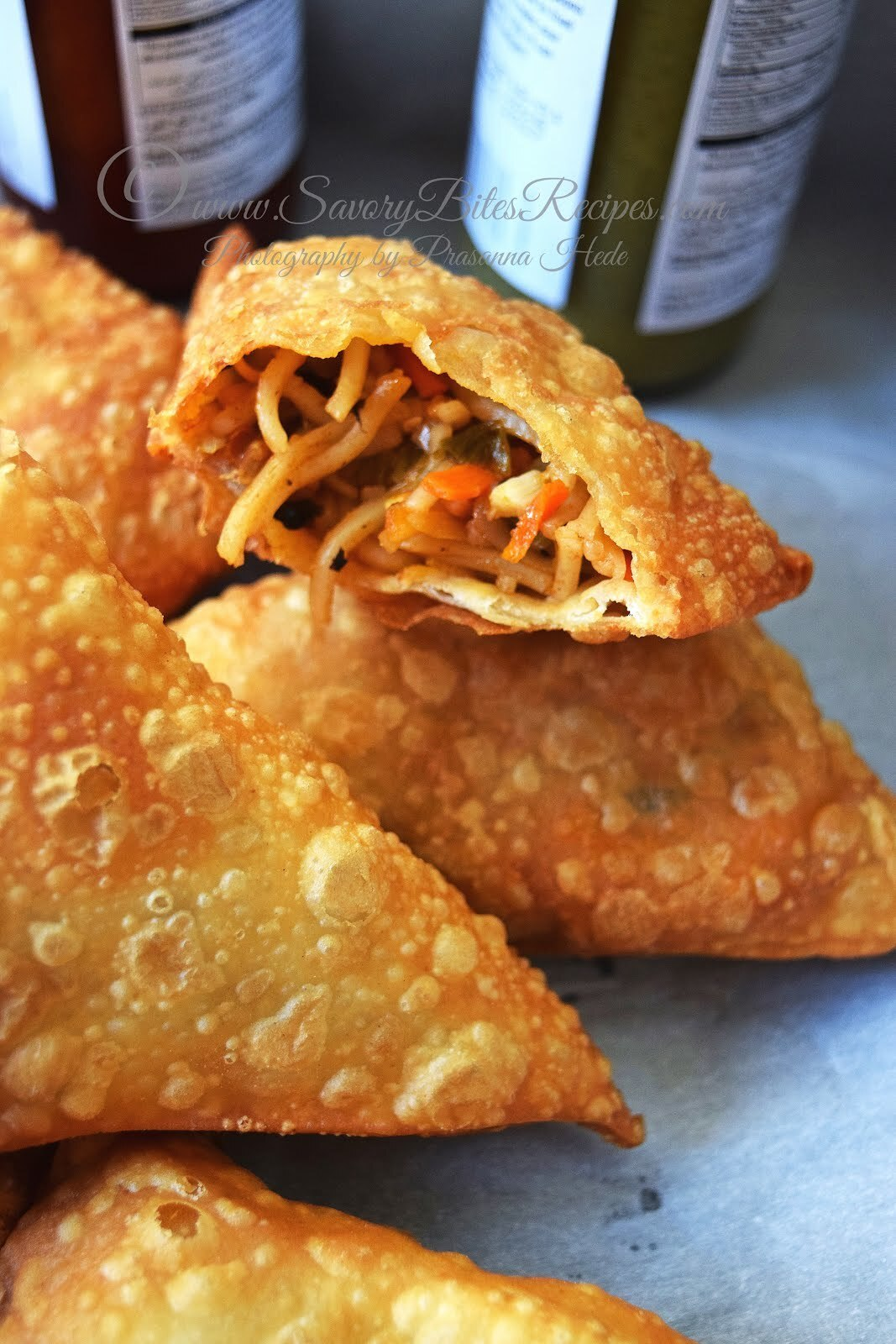 Vegetable Chinese Samosa