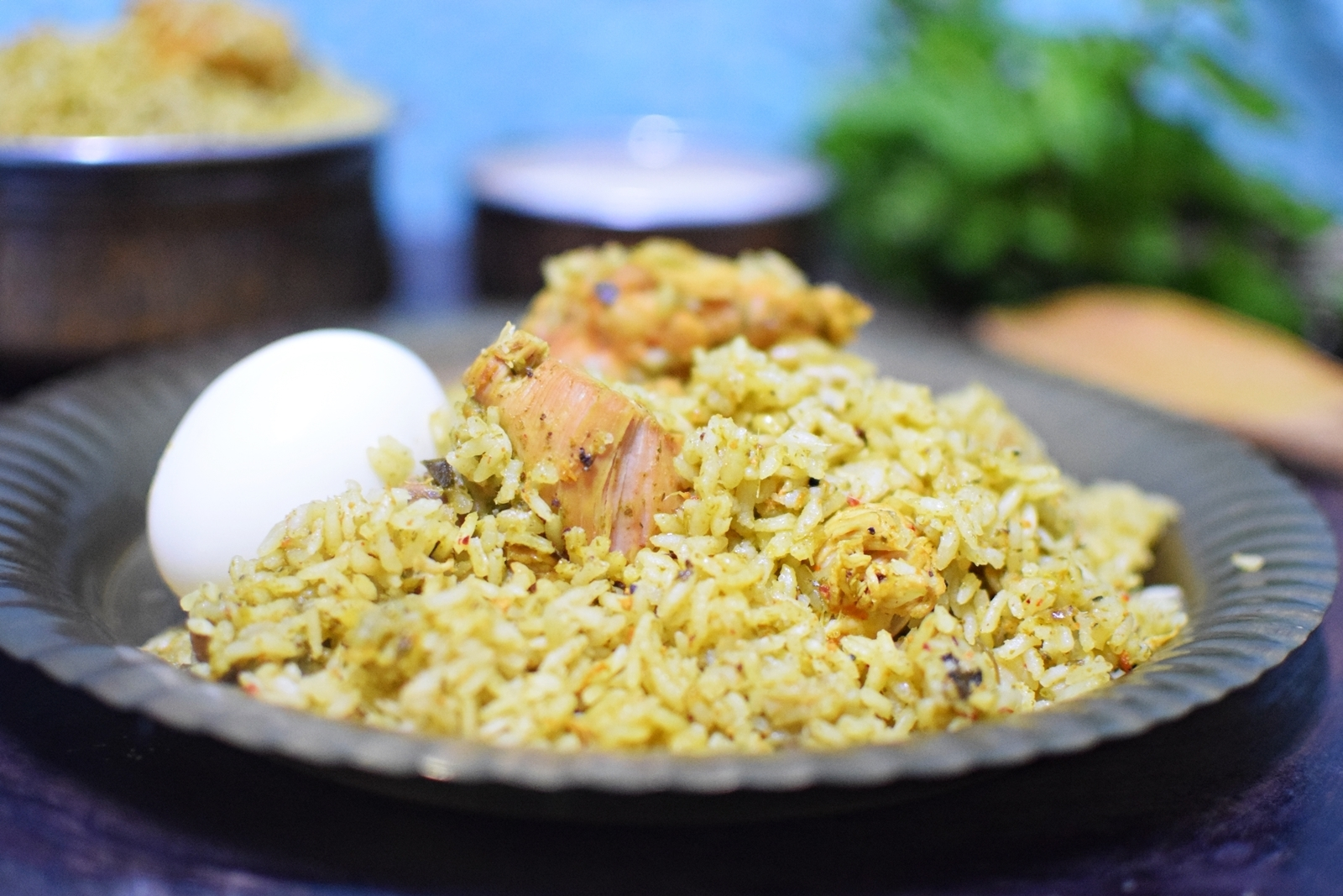 Donne Chicken Biryani