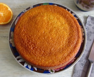 Bolo de laranja | Food From Portugal