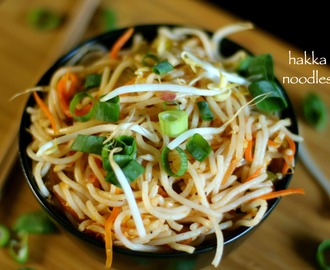 hakka noodles recipe | veg hakka noodles recipe | vegetable noodles