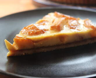 TARTE NORMANDE / ALSACIENNE