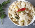 ARISI UPMA. ( RICE RAVA UPMA )