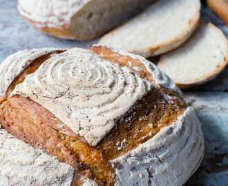 Thermomix Cheat's Sourdough
