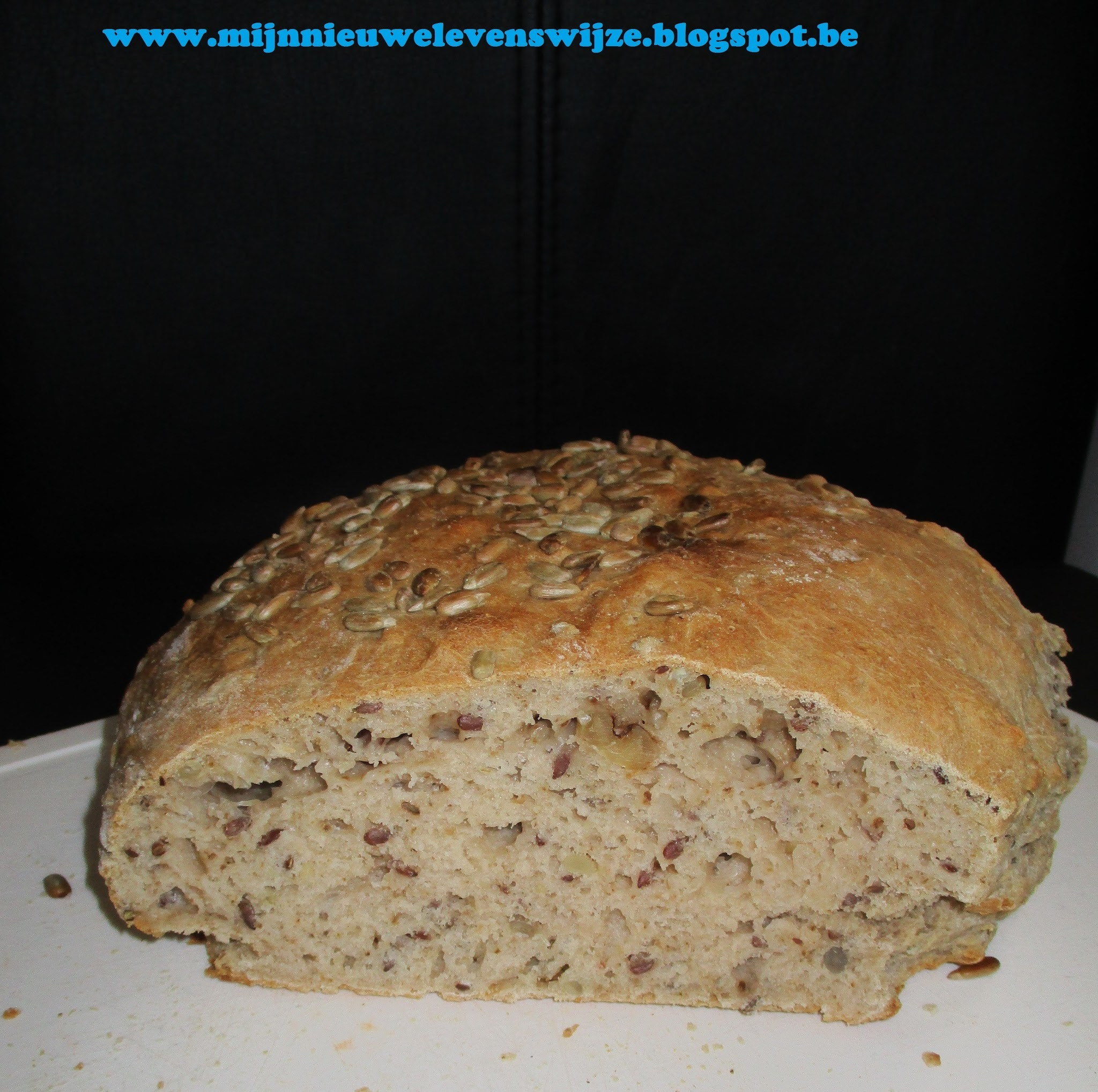 Brood met walnoten