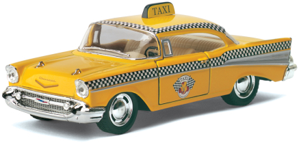 CHEVROLET BEL-AIR TAXI -57