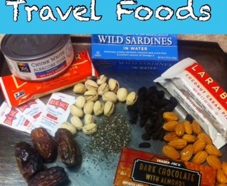 Eating Healthy  While Traveling – Paleo or Gluten Free Ideas