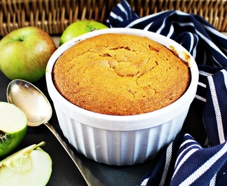 Eve's Pudding – simple and delicious!