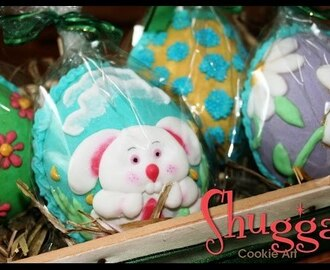 Easter Egg Surprise! - How to make Cookie Easter Eggs