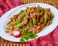 Green Bean Lobio | Vegetarian recipe with photos