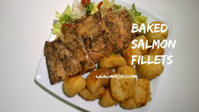 Baked Salmon Fillets Recipe