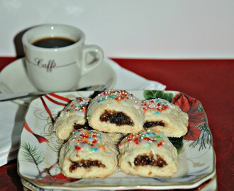 Cucidati – Italian Fig Cookies