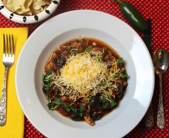 A Quick & Easy Tex-Mex Comfort Food Menu