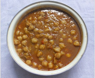 Chana masala/Chole masala