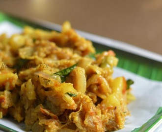 Veg Kothu Parotta Recipe | Tiffen Recipes | Left Over Recipes