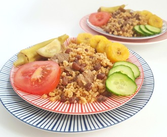 RECEPT: Surinaamse moksi alesi van bulgur - This Girl Can Cook