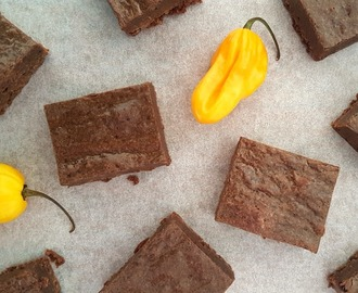 RECEPT: brownies met madame Jeanette peper - This Girl Can Cook