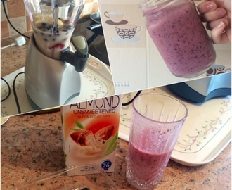 Recipe: Berries, Oranges, Bananas! Two Breakfast Smoothies
