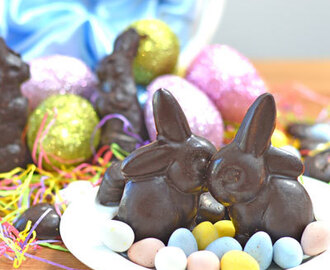 Homemade Healthy Dark Chocolate Recipe – Just in Time for Easter!