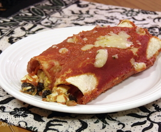 Breakfast Enchiladas #SundaySupper