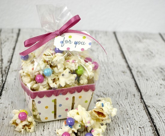 Salty Sweet Mothers Day Mix and Treat Container!