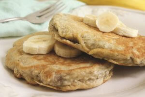 Kids Cooking in the Kitchen – Banana Pancakes