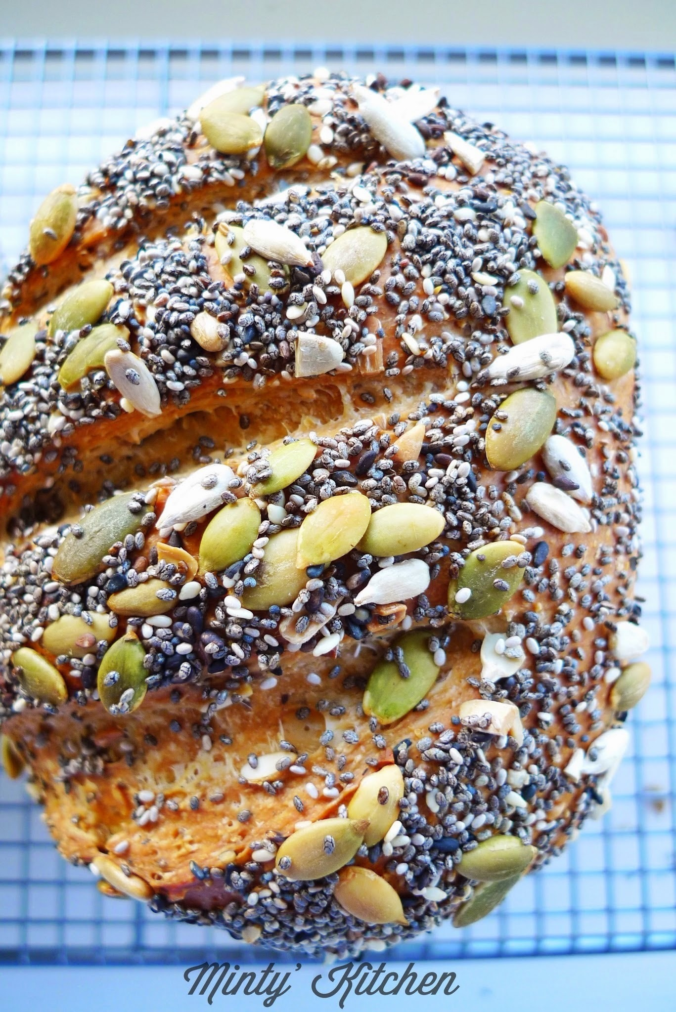 Seeded  Bread