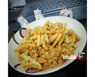 Resep Crispy French Fries
