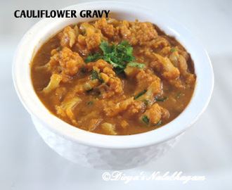 CAULIFLOWER GRAVY