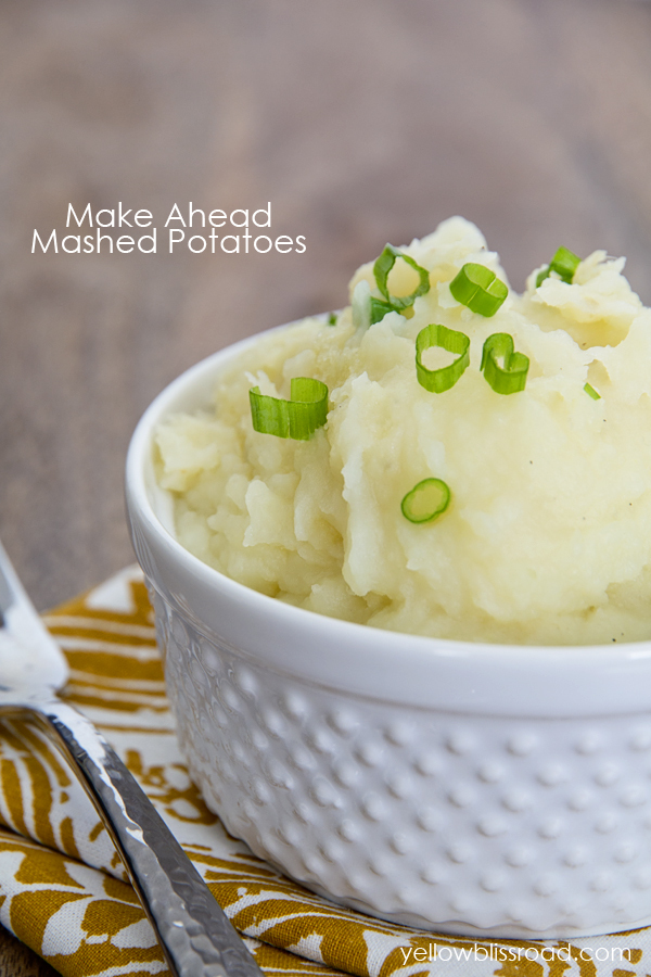 The Best Mashed Potatoes You'll Ever Make!